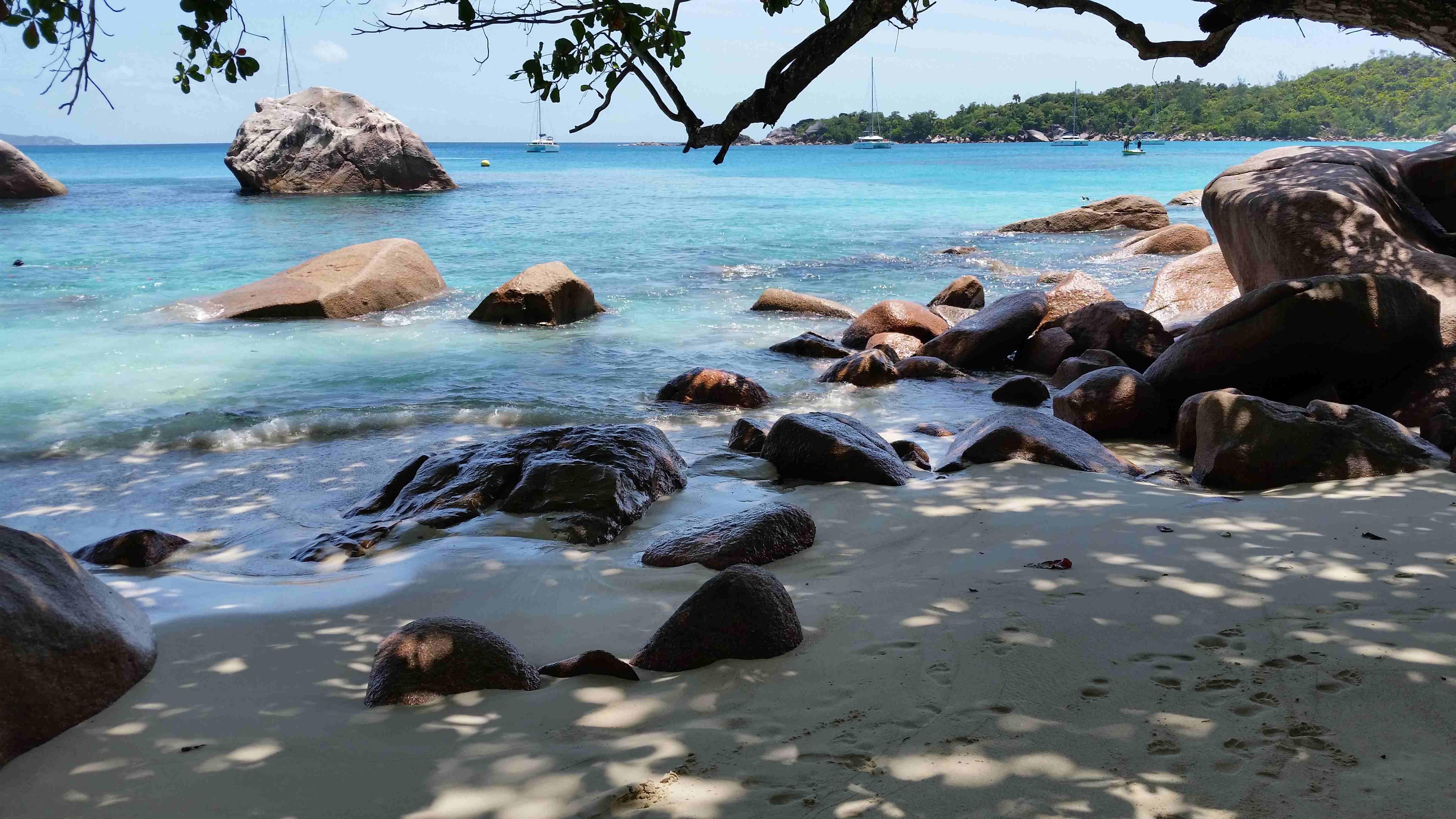 Strände Seychellen