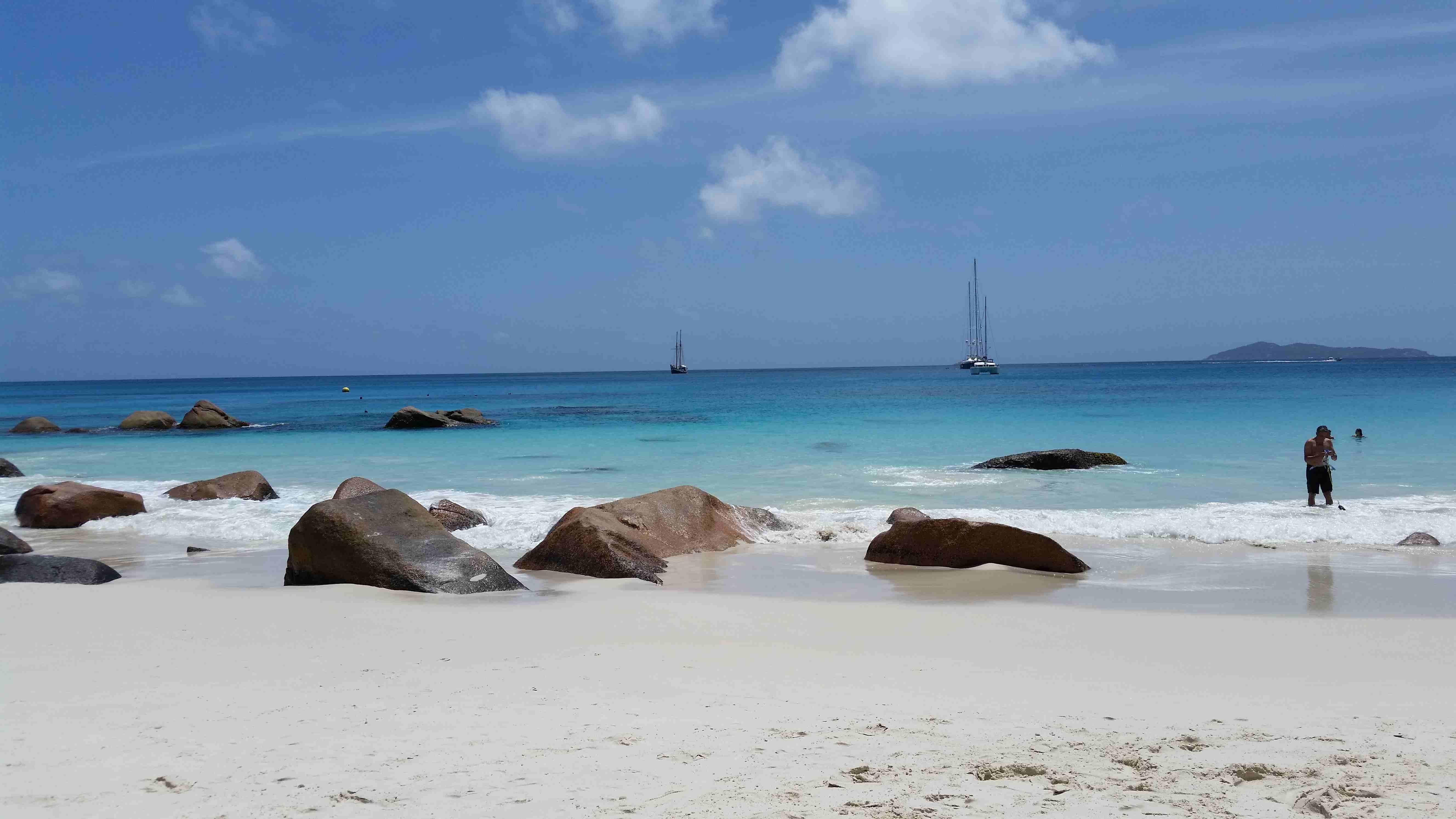 Buchten Seychellen