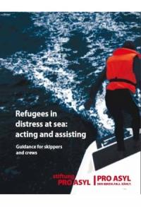 Flüchtlinge Segler